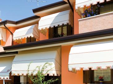 Tende Da Balcone Antipioggia : Rb tende da sole trento coperture da esterno sistemi d ombra trentino