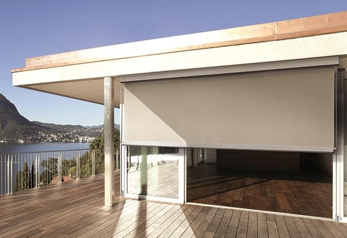 Tende da sole trento coperture da esterno tende verticali - Tende oscuranti da esterno ...